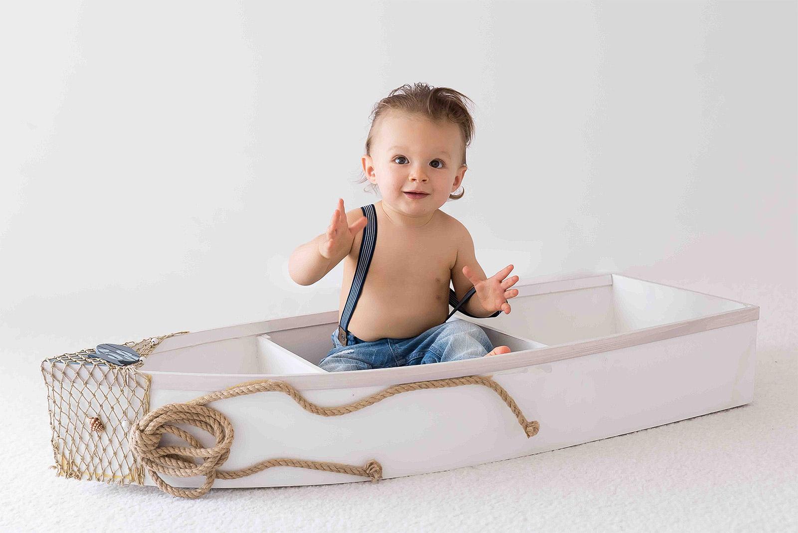 photographe bébé 1 an Nice